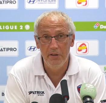 Clermont - Lens: réactions des coachs
