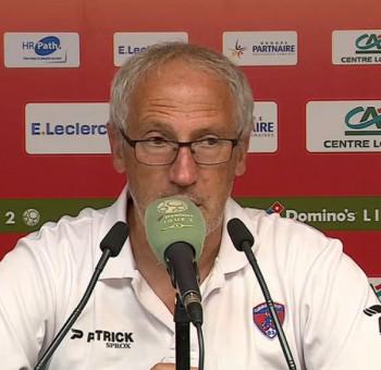 Orléans - Clermont: réactions des coachs