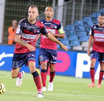 Clermont - GFC Ajaccio: le groupe clermontois