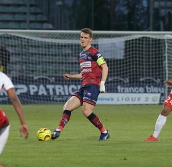 Saison terminée pour Julien Laporte