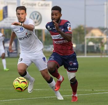 Clermont - Châteauroux : 0-0
