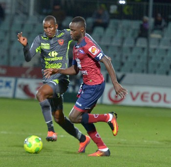 Clermont - Reims: le groupe clermontois