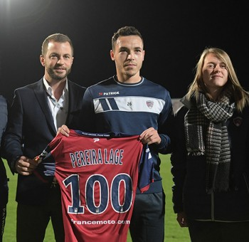 La 100ème de Mathias Pereira Lage !