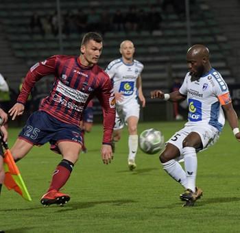 Clermont - Niort  : 2-2