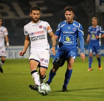 Niort - Clermont : 1-1