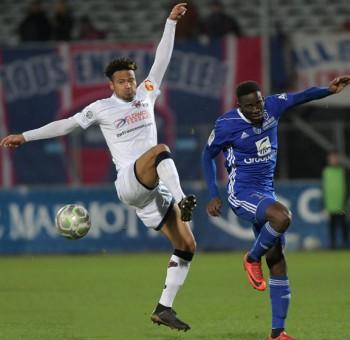 Bourg en Bresse - Clermont : 0-2