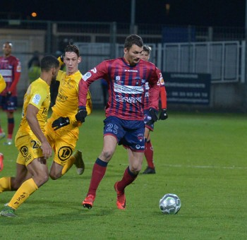Clermont - Brest : 1-2