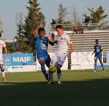 Niort - Clermont : 4-2