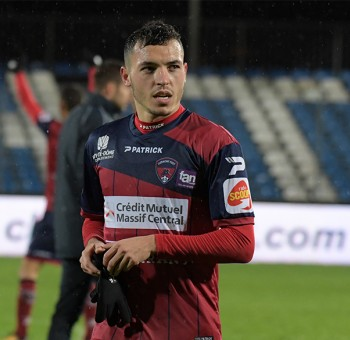 Mathias Pereira Lage rejoint Angers SCO
