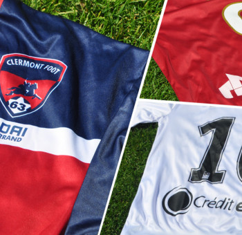Le Clermont Foot 63 officialise trois nouveaux partenariats