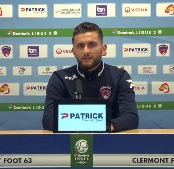 AC Ajaccio - Clermont: la conf' d'avant-match