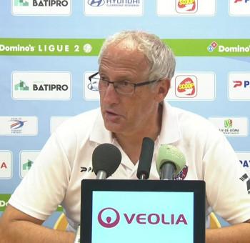 Clermont - Auxerre: réactions des coachs