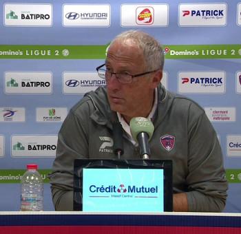 Clermont - Nancy: réactions des coachs
