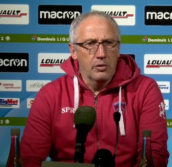 Auxerre - Clermont: réactions des coachs