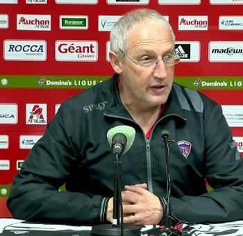 AC Ajaccio - Clermont: réactions des coachs