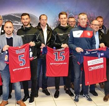 Cinq nouveaux clubs partenaires paraphent leur convention