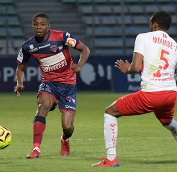 Clermont - Troyes: le groupe clermontois