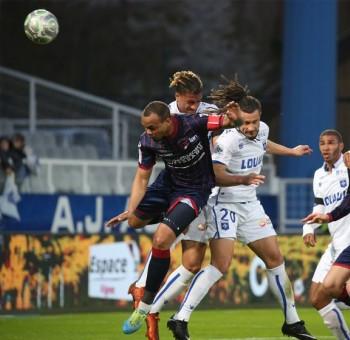Clermont l'emporte à Auxerre !
