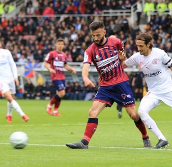 Clermont - Nîmes : 1-1