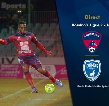 Clermont - Niort (0-1)