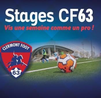 Stages CF63: première session du 9 au 13 avril !