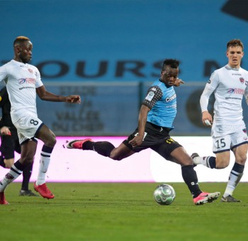 Tours - Clermont : 0-0