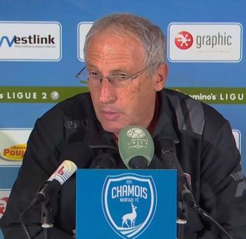 Niort - Clermont: réactions des coachs