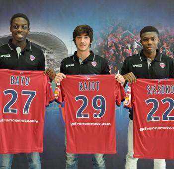 Premier contrat pro pour 3 joueurs du Clermont Foot 63