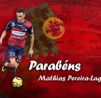 Mathias Pereira-Lage appelé en sélection Espoirs du Portugal