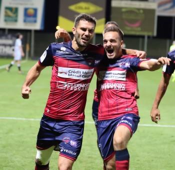 Clermont - GFC Ajaccio: le résumé vidéo