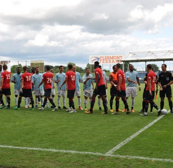 Amical: Clermont - Le Puy (4-0)