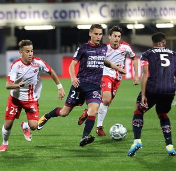 J12: ASNL - Clermont (2-2)