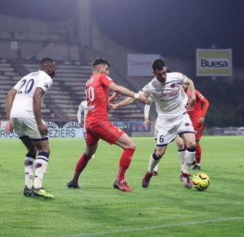 J34: Béziers - Clermont (1-1)