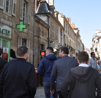 Le Club Entreprises en déplacement à Sochaux