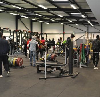 Le Clermont Foot accueille des migrants avec le Secours Populaire