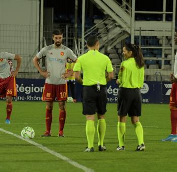 J11 : Clermont - Rodez (0-1)