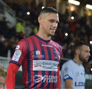 J19: Clermont - Sochaux (0-2)