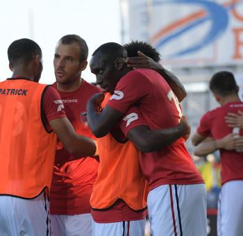 J05: Clermont - Auxerre (1-1)