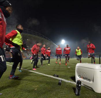 J16: Clermont - Valenciennes (2-0)