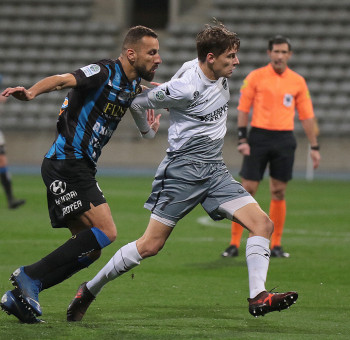 J14 : Chambly - Clermont (0-1)