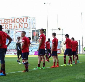 J05: Clermont - AC Ajaccio (2-1)