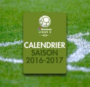 2016/2017: le calendrier du Clermont Foot 63