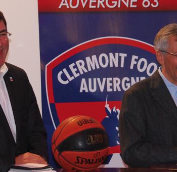 Le Clermont Foot 63 félicite Pierre Berger, élu Président de la fédération Auvergne-Rhône-Alpes des travaux publics