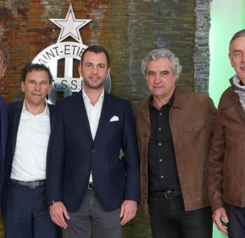 Le Clermont Foot 63 reçu à l'AS Saint-Etienne