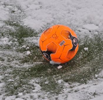 Planning: l'entrainement de ce mardi 6 février délocalisé à l'Urban Soccer