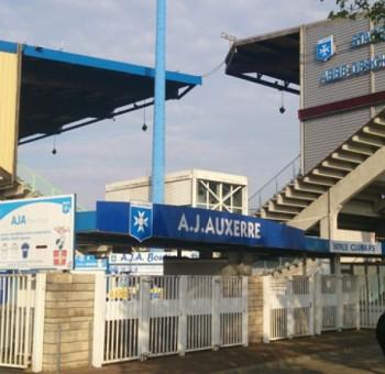 Déplacement des supporters à Auxerre