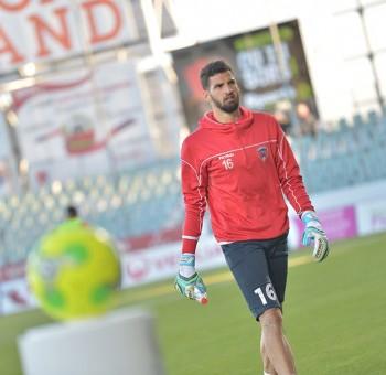 Mehdi Jeannin sélectionné avec l'Algérie