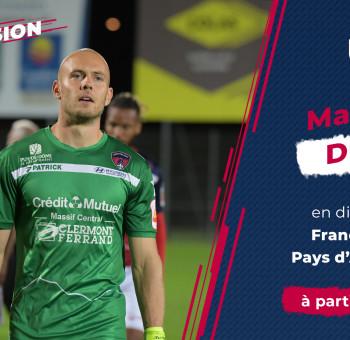 Maxime Dupé, invité de France Bleu ce lundi soir