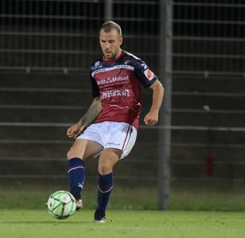 Johan Gastien suspendu 2 matchs