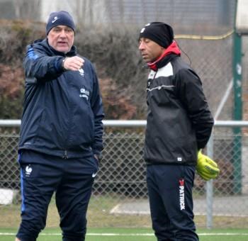 France Espoirs: Patrick L'Hostis est venu observer Rémy Descamps